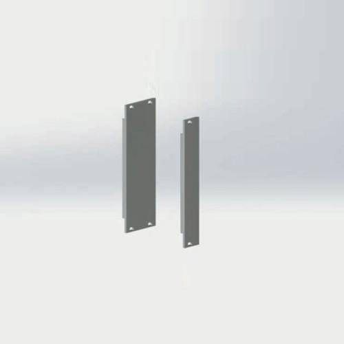 3U EMI Buffer blank panels