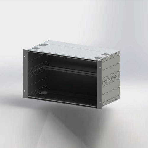 Subrack CPCI 6U 84TE for PCB deep 160 EMI