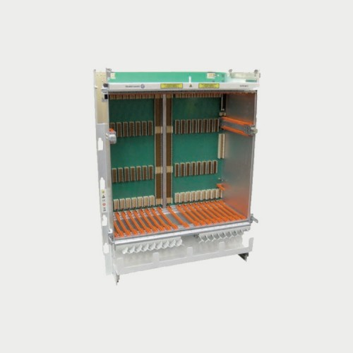 Plug&play racks for telecom applications