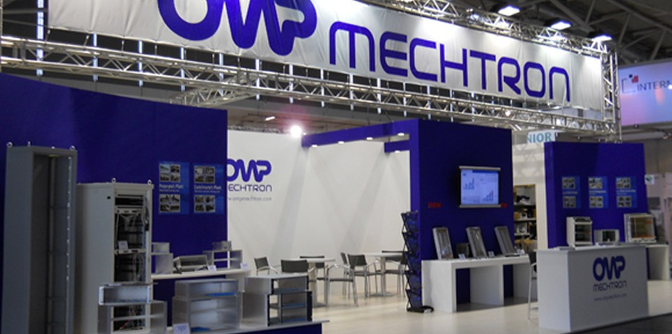 OMP MECHTRON S.p.A. at fair ELECTRONICA in Monaco