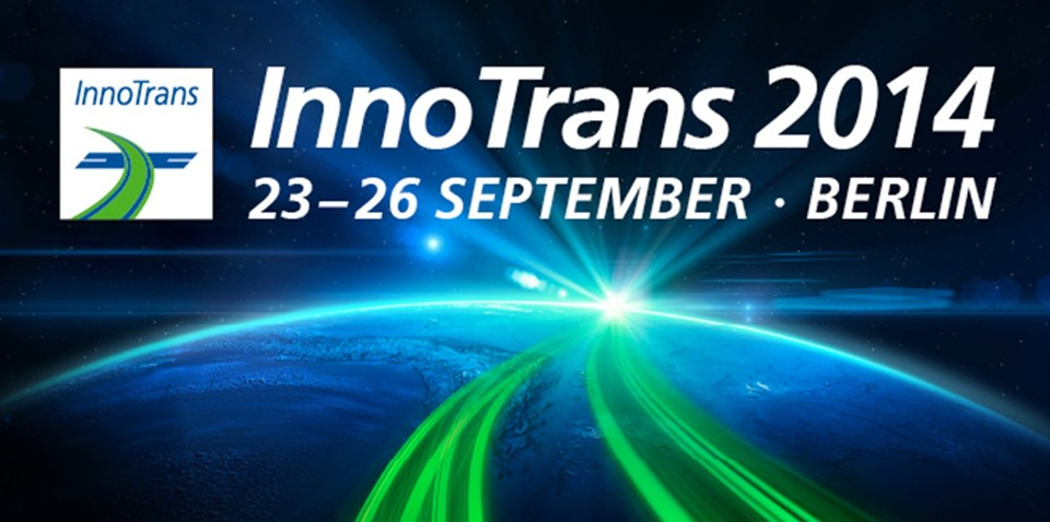 OMP MECHTRON exhibits at Innotrans