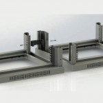 19'' Rack cabinet ALPI Series - Cabinet coupling bracket