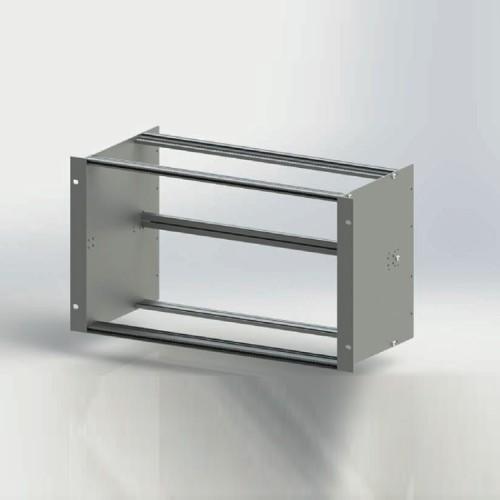 Subrack-CPCI-LIGHT-6U-84TE-for-PCB-deep-160