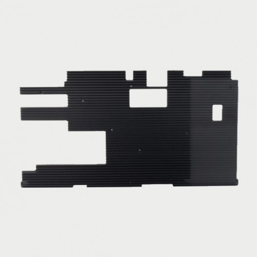 Anodized heat sink