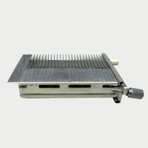 Assembled heat sink